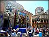 Valencia: festividad de la Virgen de los Desamparados.