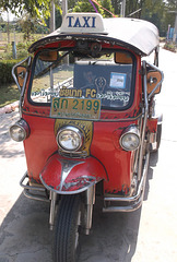 Taxi tuk-tuk