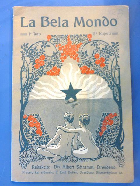 1908 - La Bela Mondo - Die Schöne Welt - 1908