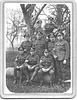 Howard Sadler with his Royal Engineers unit - 27.4.1918