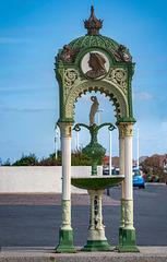 Victorian water fountain, Hoylake