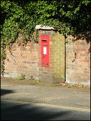 St Catherine's post box
