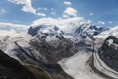 Monte Rosa from Gornergrat