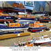 Lifeboat models in the model ship gallery Beale Park 3 8 2016 b