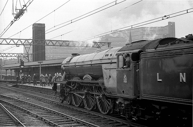 Sheffield Victoria South Yorkshire Spring 1969