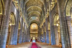 MONACO: La Cathédrale de Monaco 01.