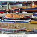 Lifeboat models in the model ship gallery Beale Park 3 8 2016 a