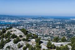 TOULON: Visite du mont Faront et de la baie de Toulon 05