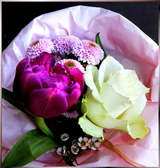 A small Sunday bouquet... ©UdoSm
