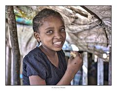 Joyeuse petite malgache