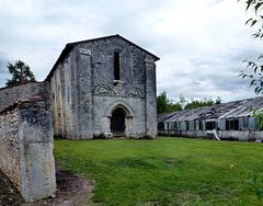 La Rochefoucauld - Église d'Olérat