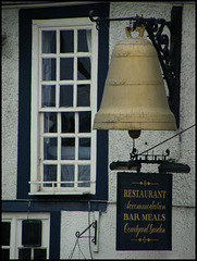 the bell at the Bell