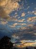 un ciel qui n'en fait qu'à sa tete depuis ce matin pour mon plus grand plaisir,