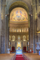 MONACO: La Cathédrale de Monaco 03.