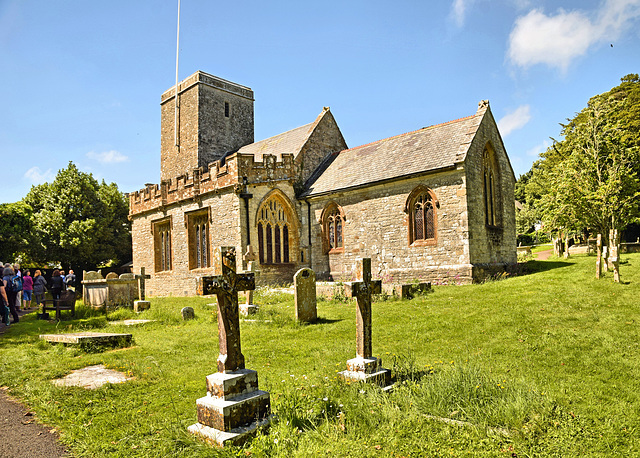 Stinsford Church