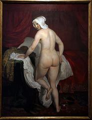 Le Coucher à l'italienne , de Jacob van Loo