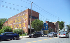 Façade de tabac / Tobacco facade