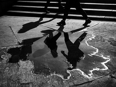 Low Edges (Shadows & Reflections)