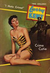 Larry Kent - Crime Cutie