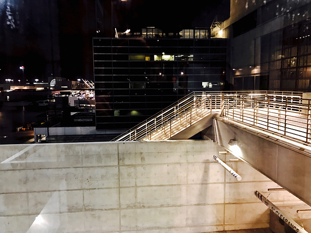 """IMG 2282- De la """"cage"""" des fumeurs de Los Angeles"""