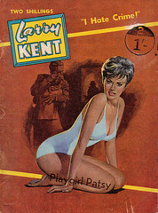 Larry Kent - Playgirl Patsy