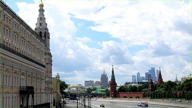 My  Moskow