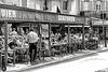 Saint Tropez - Café Sénéquier