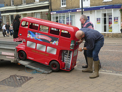 The Fenland Busfest, Whittlesey - 25 Jul 2021 (P1090119)