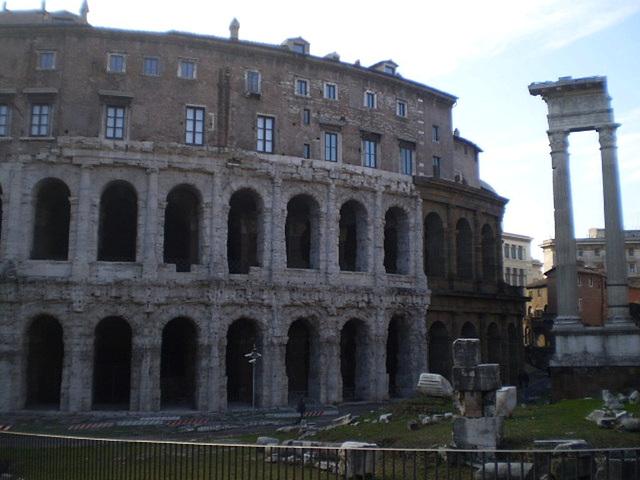 Marcello's Theatre.