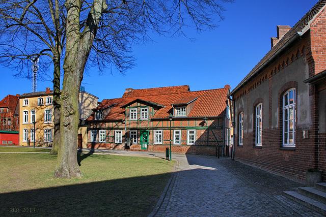 Grevesmühlen, Kirchplatz
