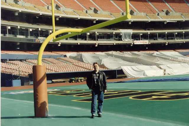 US - Pittsburgh - Im Three Rivers Stadium