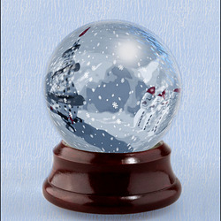 Snowglobe On Ice ...
