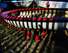 Shadows, Lines and Boats