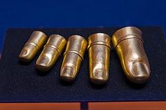 MONACO: Grimaldi Forum: Exposition : L'or des Pharaons 148