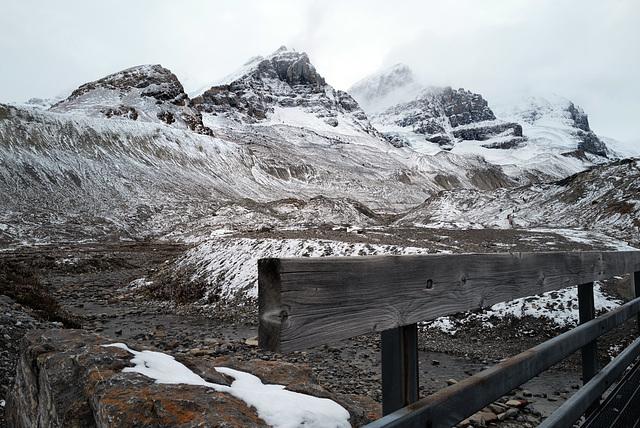 Columbia Icefield, HFF