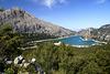 Embalse Gorg Blau (Serra de Tramuntana - Mallorca)
