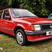 1990 Vauxhall Nova L - NEV 3S