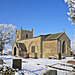 St. Mary's church ~ Evedon ~ Lincolnshire