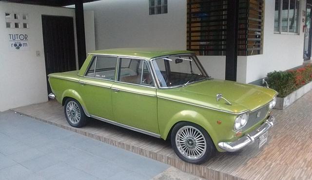 Fiat tape à l'oeil