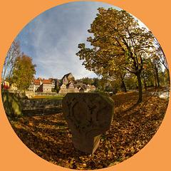 Schwäbisch Hall im Herbst