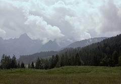 Mountains and Clouds / Berge und Wolken
