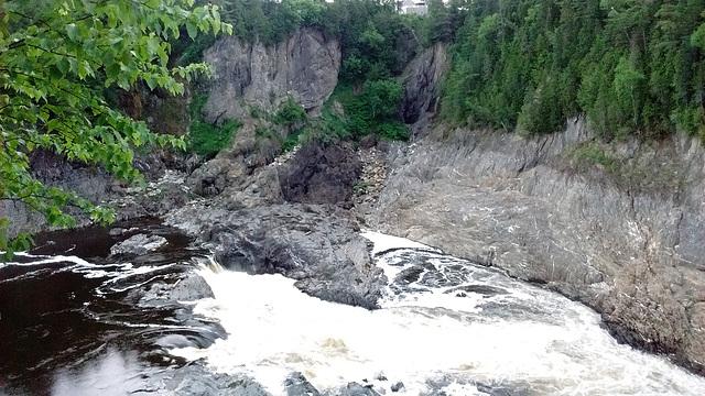 La gorge de Grand-Sault / Grand Falls gorge