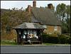 Adderbury bus shelter