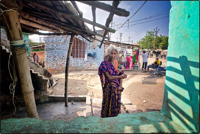 Le bidonville de la Kharbuza