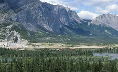 Seebe Alberta Canada 2nd August 1982