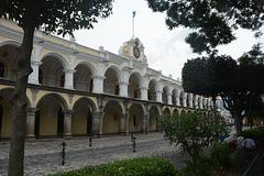 Antigua de Guatemala, Real Palacio de los Capitanes Generales