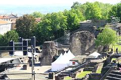 Fourvière Odéon antique - Lyon