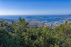 TOULON: Visite du mont Faront et de la baie de Toulon 06