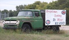 Rosetown Towing