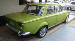 Une Fiat de type assez rare / Unusual Fiat I guess...